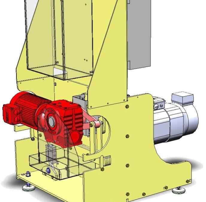 Modular motor stud