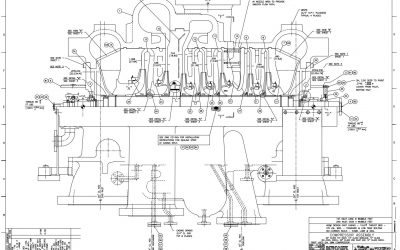 Radial compressor technical expertise